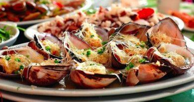 沙巴不可不吃的美食 – 海王城