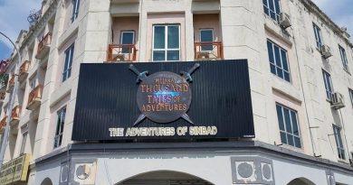 马六甲的传奇世界首家7D仿真科技体验辛巴传奇之魔兵风暴