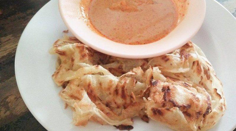特别推荐马来西亚柔佛著名印度式煎饼 (Roti Canai) 美食推荐